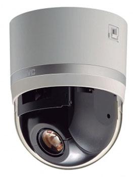 Купольная поворотная камера с механизмом Direct Drive
