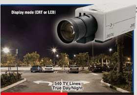 JVC представила охранные камера видеонаблюдения TK-C926EG